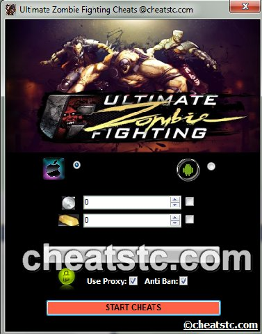 Ultimate Zombie Fighting Cheats