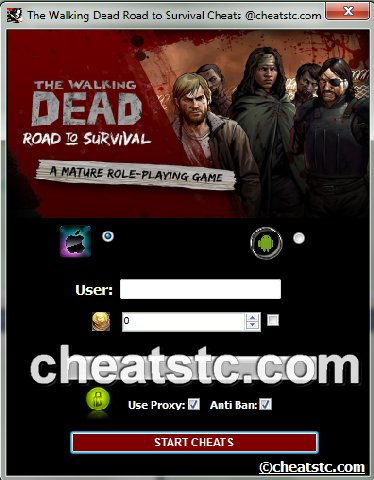 walking dead road to survival unlimited coins