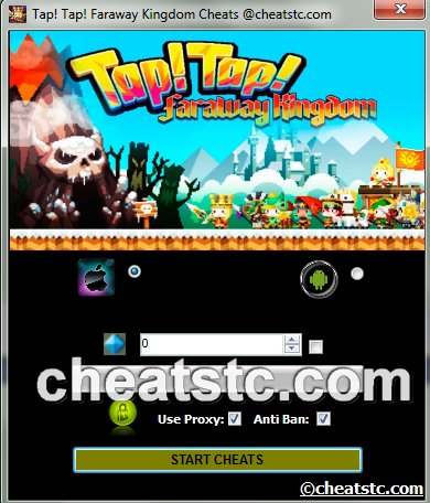 Tap Tap Faraway Kingdom Cheats